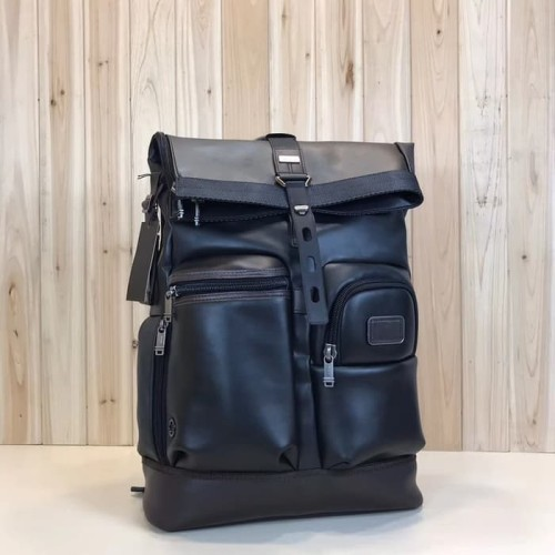 Foto Produk Tas Backpack / Ransel TuM i London Roll Top Leather dari Tumi and Tami