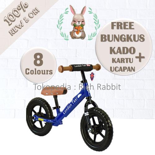 Foto Produk ELC London Taxi Kick Bike KickBike / Sepeda Anak / Balancing Bike - Kuning dari Rich Rabbit