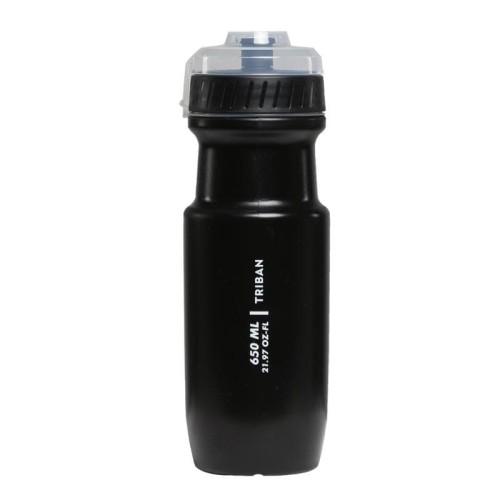 Foto Produk Botol Minum Sepeda - Hitam - ROADC BOTOL MINUM 650ML dari Rumah Abadi