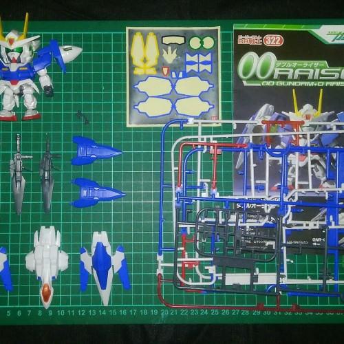 Jual Sd Gundam 00 Raiser 2nd Kab Pekalongan A N M Tokopedia