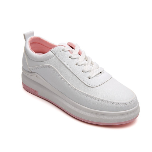 Foto Produk PVN Sepatu Sneakers Wanita Sport Shoes 617 - white pink, 36 dari PVN Official Store