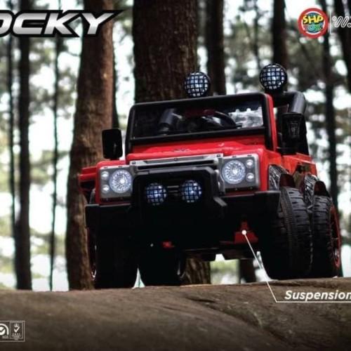 Jual Remot Control Shp Mobil Aki 5008 Rocky Kota Surabaya Baby Smart Cool Shop Tokopedia