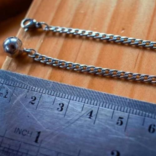 Foto Produk gelang rantai stainless anti karat premium ukuran kecil untuk anak dari EVRIZ SOUVENIR and CRAFT