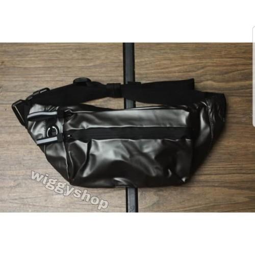 Foto Produk Tas waist bag pria premium limited stock - Silver dari wiggy