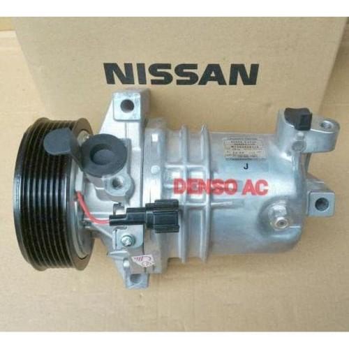 Jual Compresor Kompresor Ac Mobil Nissan Grand Livina Merk Calsonic Asli T Jakarta Timur Agorastoreid Tokopedia