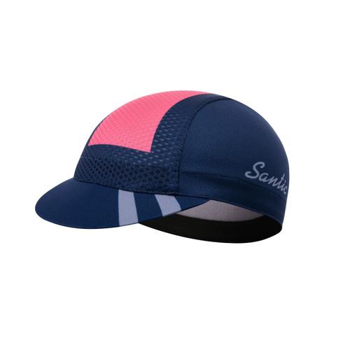 Foto Produk Topi Sepeda Cyling Cap Santic - W0P059 - Biru dari toko883