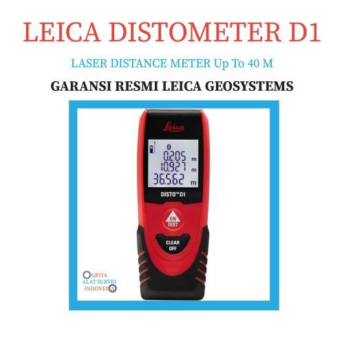Foto Produk Leica Disto D1 / Distometer Leica / Distometer GARANSI RESMI LEICA dari Griya Alat Survei Indo
