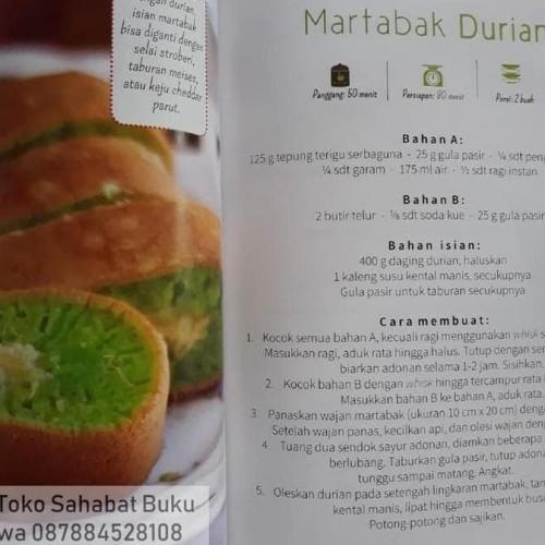 Jual Mari Beli Buku Resep Kue Roti Enak No Mixer Cake Kue Roti Tanpa Jakarta Utara Paulo28 Tokopedia