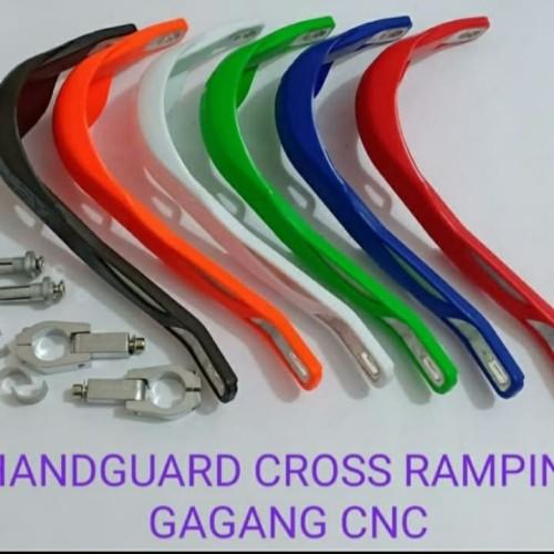 Foto Produk Handguard Cross Trail KLX CRF VERZA VIXION BYSON XRIDE Universal Motor dari 27_Acc