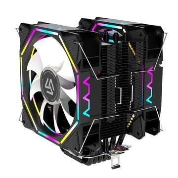 Foto Produk Dual Fan Prosesor Alseye EL120D RGB limited stock dari teguh wacana01