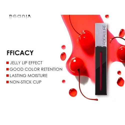 FOCALLURE New Longlasting Liquid Lip Stain FA65 - FA65-05 3