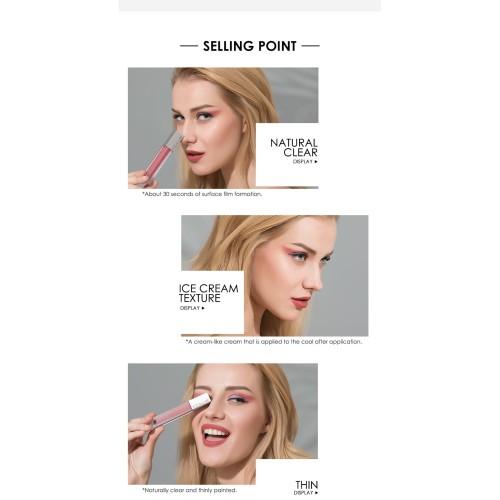 FOCALLURE New Long-lasting & Ultra-matte Waterproof Lipstick FA67 - FA67-05 4