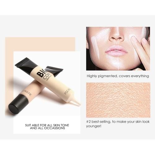 FOCALLURE Flawless Liquid Concealer Cover Cream FA31 - FA31-04 3