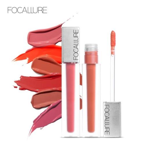 FOCALLURE New Long-lasting & Ultra-matte Waterproof Lipstick FA67 - FA67-05 1