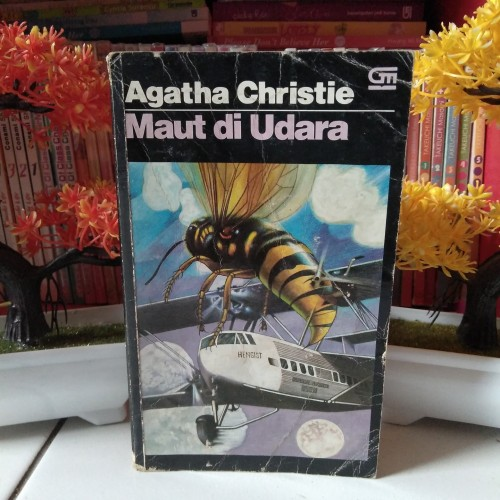 Foto Produk Novel Terjemahan Misteri Agatha Christie Maut di Udara dari bandungcomic_shop