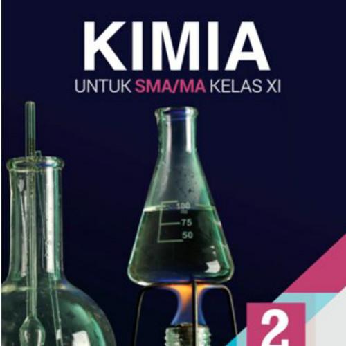 Buku Kimia Kelas 11 Erlangga Sedang