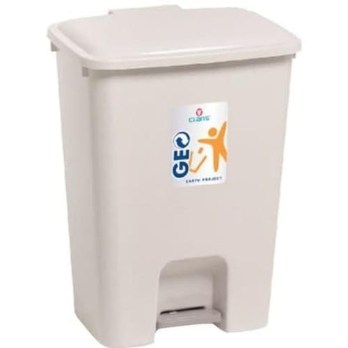 Foto Produk CLARIS Tempat Sampah Injak 25 Liter GEO Enzo 1158 dari Megacell 888