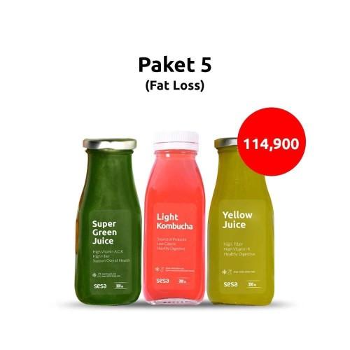 Foto Produk Paket Fat Loss - SESA Beverages dari SESA Official
