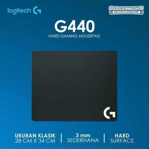 Foto Produk Logitech G440 Gaming mousepad dari GOODGAMINGM2M