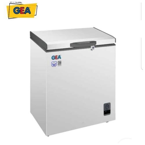 Foto Produk FREEZER BOX GEA 106, CHEST FREEZER GEA AB106R, PUTIH dari Ficiwayaja Shop