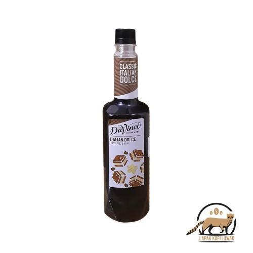 Foto Produk Italian Dolce Syrup merk Davinci dari Lapak kopi luwak