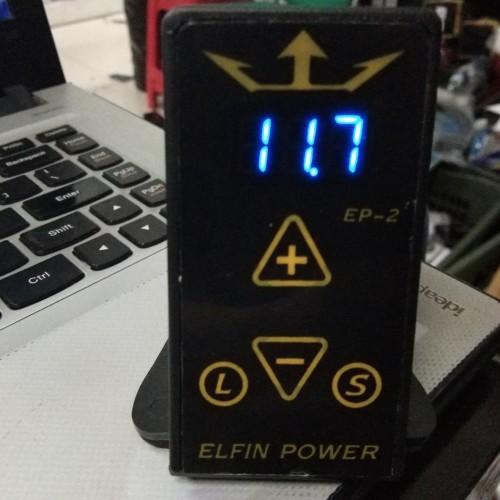 ELFIN POWER EP-2 POWER SUPPLY TATTOO TATTOO 1
