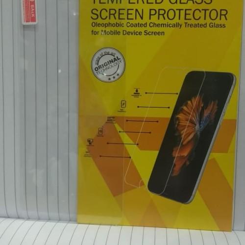 Foto Produk Temperglass kaca screen guard anti gores kaca xiaomi redmi note 2 dari JjeStore