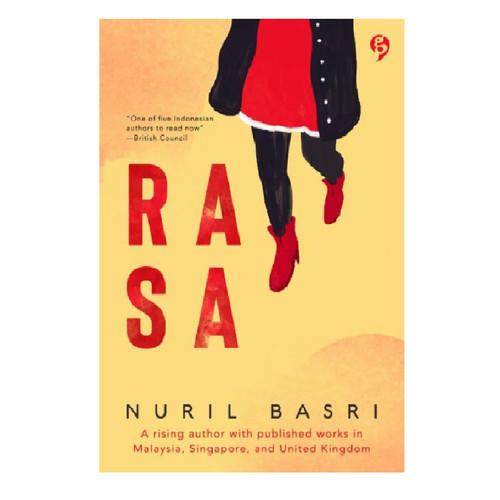Foto Produk Buku Novel Terlaris RASA Nuril Basri GagasMedia dari Sahabat Buku Anak