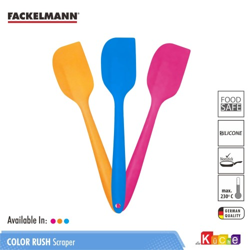 Foto Produk Silicone scraper Fackelmann dari Diekuche Fackelmann
