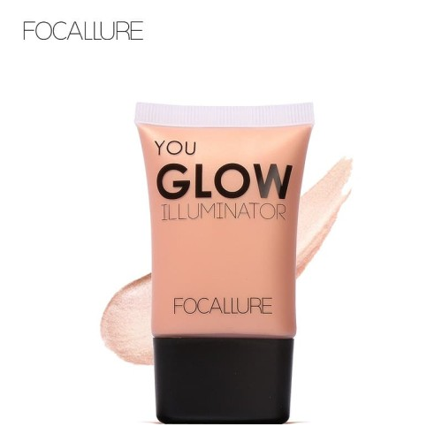 FOCALLURE Skin Glow Highlight Liquid Brighten Cream FA33 - FA33-04 5
