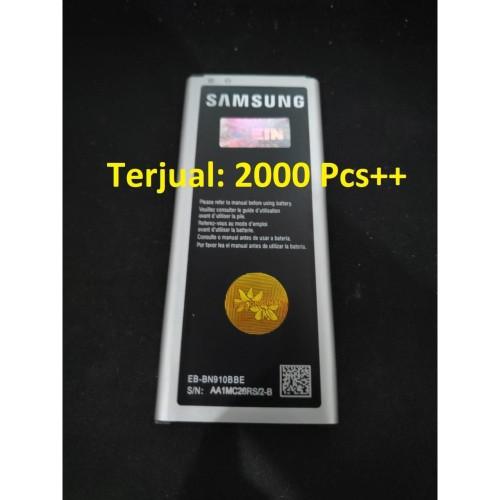 Foto Produk Baterai Batre Battery Samsung Galaxy Note4 Note 4 Original 100% SEIN - Hitam dari Mr. Data Enterprise
