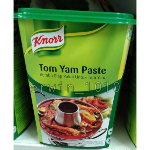 Jual Knorr Tom Yam Paste Bumbu Siap Pakai Untuk Tom Yam 1 5kg Kab Bogor Erwin 1010 Tokopedia