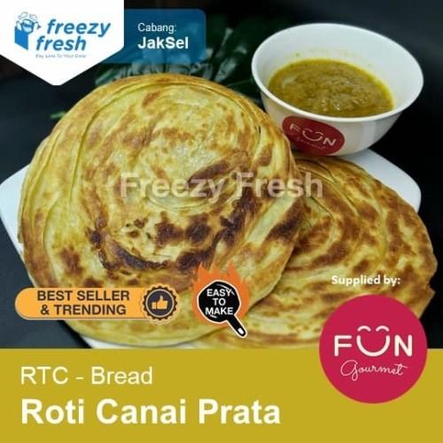 Foto Produk Roti Canai/Cane (Roti Maryam), RTC - by Fun Gourmet * BEST SELLER * dari Freezy Fresh