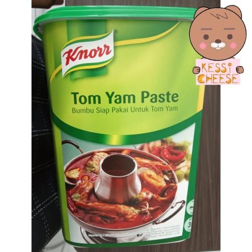 Jual Knorr Tom Yam Paste Bumbu Tom Yum 100gr Repack Kota Surabaya Jessilia Shop Tokopedia