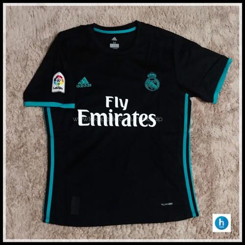 Foto Produk Jersey Real Madrid Laliga Away 2017-2018 CR7 dari hendralp