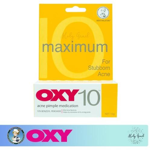 Foto Produk Oxy 10 - 10gram - 100% ORIGINAL / Obat Jerawat Oxy 10 dari holygrail.id