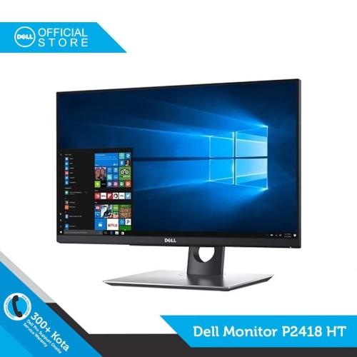 Foto Produk Dell Monitor P2418HT dari Dell Official Partner
