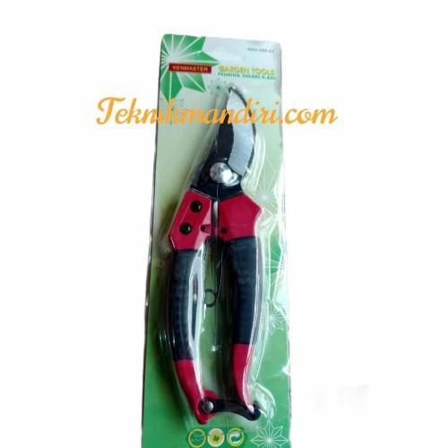 Foto Produk Gunting Dahan 8 inch Kenmaster K800 dari Teknik Mandiri indo