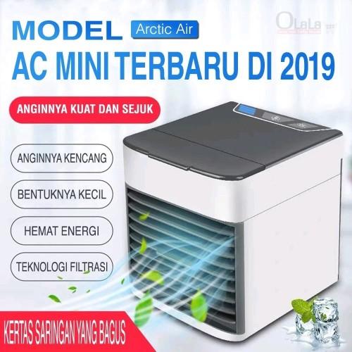 Foto Produk ARTIC AIR COOLER FAN Mini AC Portable USB High Quality Import - FZ-005 dari Olala_jakarta_elektronik