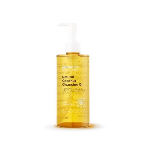 Natural Coconut Cleansing Oil Aromatica 300 ml 1