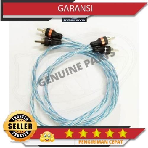 Foto Produk PROMO Kabel RCA Audio Intersys 1 Meter BERKULITAS dari reinastore915