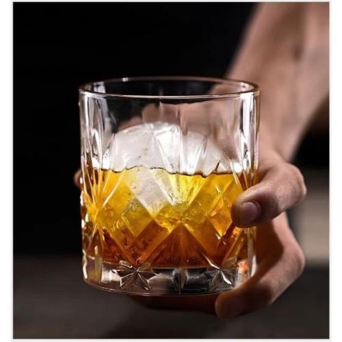 Foto Produk Gelas Kopi , Gelas Teh , Gelas Wine 300ml Diamond Berkualitas dari aromakaldi