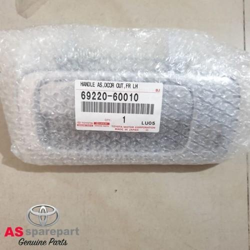 Foto Produk Handle Handel pintu luar depan KIRI LAND CRUISER VX80 HDJ80 ORIGINAL dari 39 Auto parts