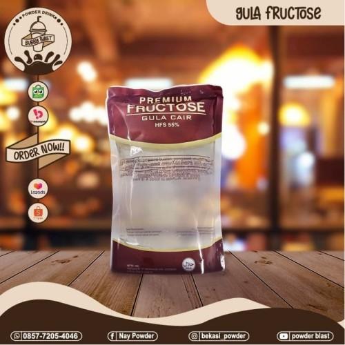 Foto Produk Premium Fructose (Gula Cair) - 1kg dari Powder Bubble Blast