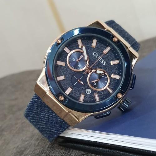 Foto Produk jam tangan cowo/pria guess crono aktif dari enak jaya