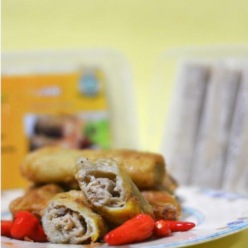 Foto Produk Dapoer Mama Ceuceu Sosoayam Sosis Solo Isi Ayam Variant Pedas - 10 pc dari Indonesia Mall