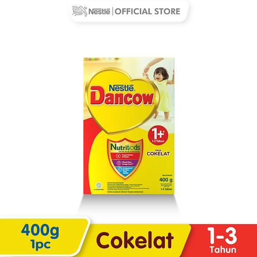 Foto Produk DANCOW ADVANCED EXCELNUTRI 1+ Coklat Box 400g dari Dancow Official Store