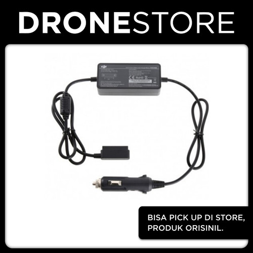 Foto Produk Car Charger DJI Mavic Pro Spare Part Drone dari DroneStore