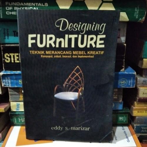 Foto Produk designing furniture teknik merancang mebel kreatif dari Lapak Buku 65