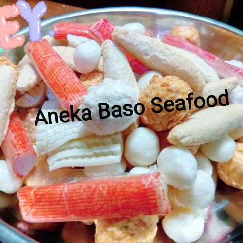 Foto Produk Olahan Seafood Aneka Baso Seafood dari RN FROZEN FOOD